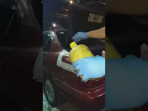 CAR DENT AND SCRATCH REPAIR DIY STYLE 3 mpeg4