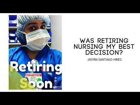 Why I quit nursing