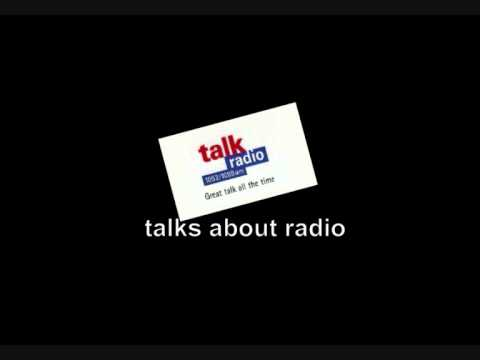 Talk Radio UK 1996 - Johnnie Walker