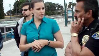 Redondo Beach Open Carry Part 2