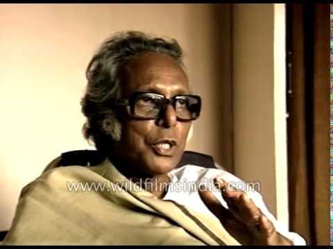 Indian filmmaker Mrinal Sen speaks about Calcutta city
