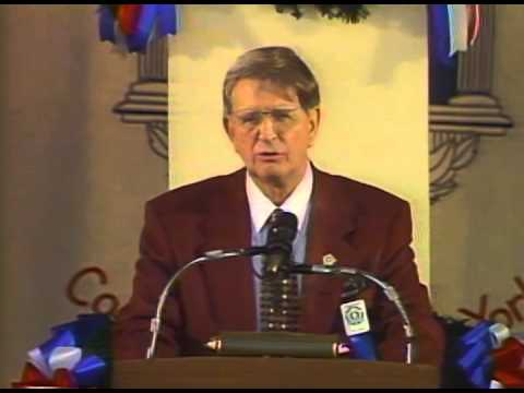 Milo Hamilton 1992 Ford C Frick Award Speech