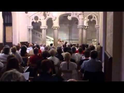 Nicole Crespo violin sonata part 1
