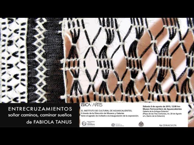 "Exposición ""Deshilando Caminos"" Museo Ferrocarrilero Aguascalientes"