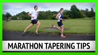 Marathon Tapering Tips: Prepare to Run Your Best Marathon [Ep46]