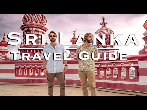Sri Lanka's Top Travel Tips Guide | Arrival in Colombo