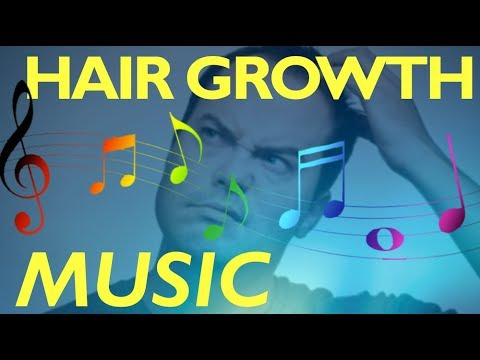 Can MUSIC help you STOP HAIR LOSS? Binaural beat for hair ...