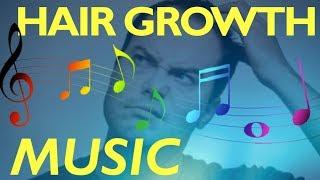 Can MUSIC help you STOP HAIR LOSS Binaural beat for hair growth! Hair growth music.