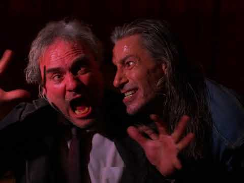 Twin Peaks - BOB takes Windom Earle's soul