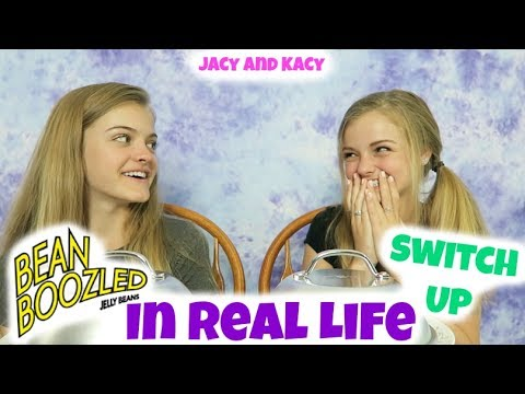 Bean Boozled In Real Life Challenge ~ Jacy and Kacy