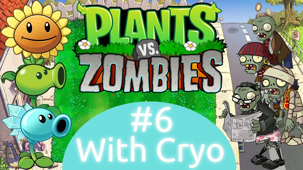 Plants vs zombies edition final rus