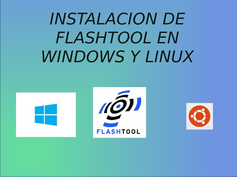 Instalación De Flashtool En Windows Y Linux-Remasterizacion