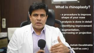 Rhinoplasty in India - Procedure and Cost