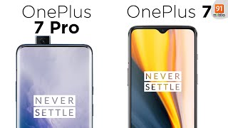 OnePlus 7 Pro vs OnePlus 7: comparison overview [Hindi-हिन्दी]