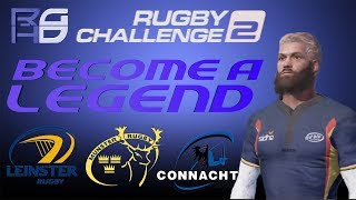Rugby Challenge 2 Become a Legend Ep.1 Trial Game
