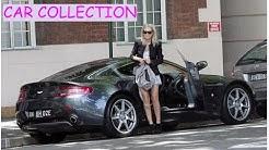 Lara Bingle  car collection