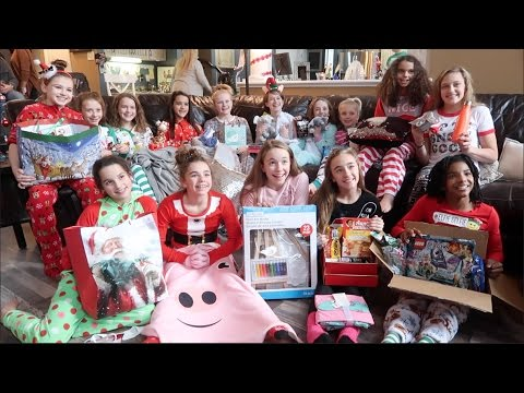 Everybody Ready for a Christmas Party? (WK 311) | Bratayley - YouTube