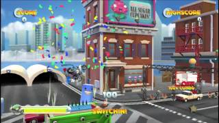 Joe Danger 2: The Movie Vita Gameplay