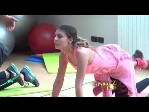 Ceca i Anastasija Raznatovic u provodu i na fitnesu