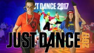 Христо играе: JUST DANCE 2017! С ВАНЕСА!
