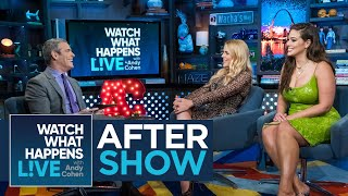 After Show: Ashley Graham On Getting Steamy With Joe Jonas   WWHL