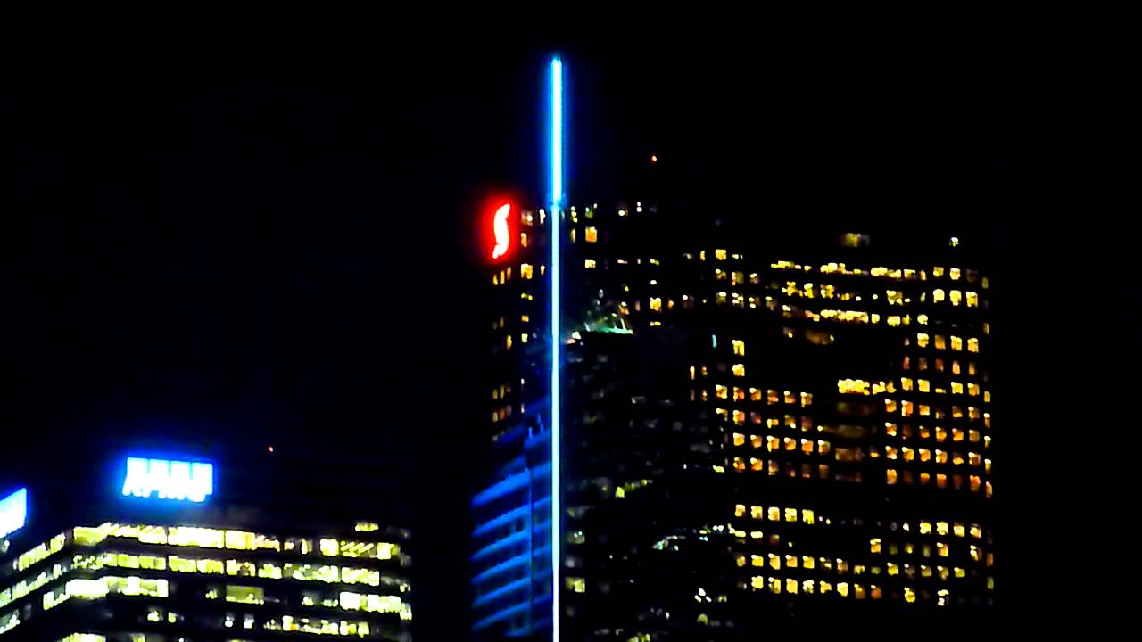 Trump toronto tower led light strip youtube trump toronto tower led light strip mozeypictures