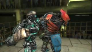 Real steel Xbox/PS3(Atom vs Metro)who is stronger/Живая сталь