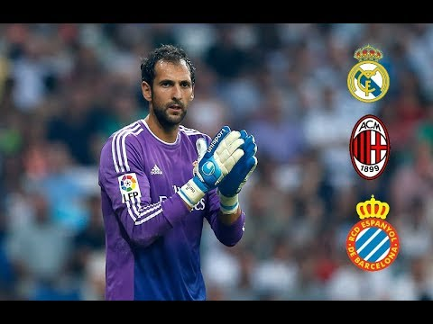 Diego López ● Atajadas ● Best Saves ● 2013-2017 ● Ultimate & spectacular saves