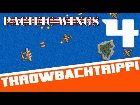 Throwbacktrippi - Pacific Wings (Mobiilipeli)