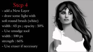 Adobe Photoshop - классный урок по созданию волос(Этот туториал фотошопа покажет, как можно сделать волосы своими руками с нуля. Лучше, если ты хоть как-то..., 2014-03-01T11:52:17.000Z)