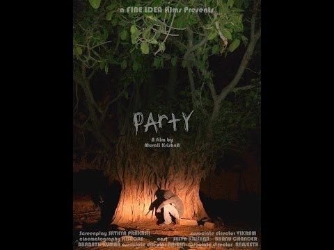 Party || A telugu horror short film || FINE IDEA films