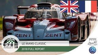 MAGIC Le Mans Classic full report