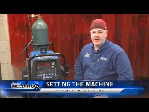 PWTV: Aluminum Welding Part 2