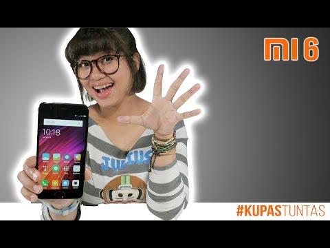 Xiaomi Mi6 Review Indonesia - Keren ga sih !?