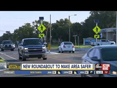 New Roundabout Coming To Alt-19 And Florida Ave. In Palm Harbor