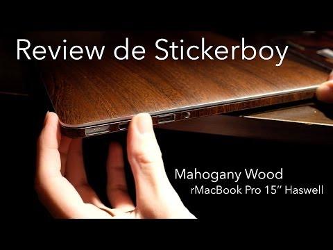 Bref'TV : Review de Stickerboy pour Mac