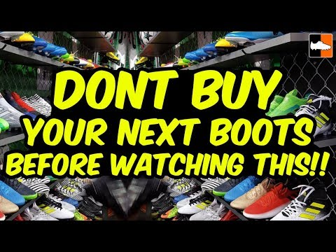 Dont Buy Football Boots Before Ing This Soccer Cleats To Avoid