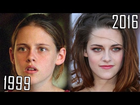 Kristen Stewart (1999-2016) all movies list from 1999! How much has changed? Before and Now!