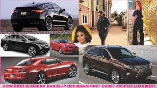 How rich is Regina Daniels 2019   All her Mansions Cars Companies Luxuries amp Assets