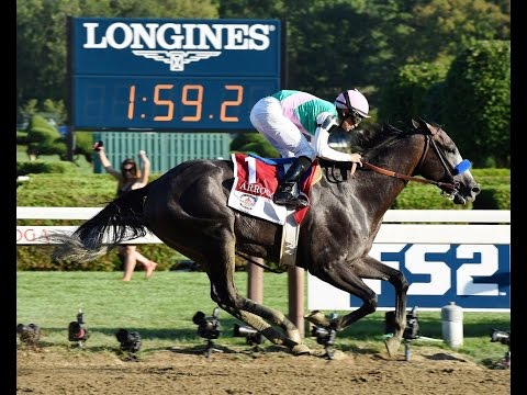 Travers 2016 Stakes & Arrogate @ Saratoga Race Course
