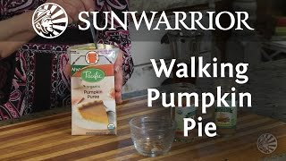 Walking Pumpkin Pie Recipe | Sheree Clark
