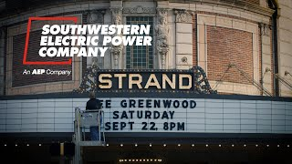 SWEPCO - The Strand Theatre LED Conversion Project