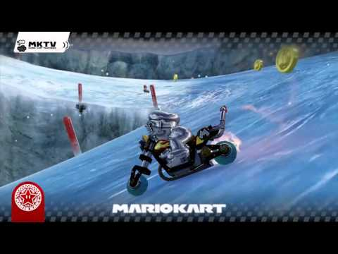 Lets Play Mario Kart 8 Extras Episode 3 - Bloopers Vacation?