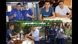 Takipçimle Gaziantep'de Bir Gün Geçirdik (Güldüremedim)