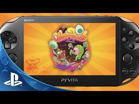 Let's Play Woah Dave! | PS Vita