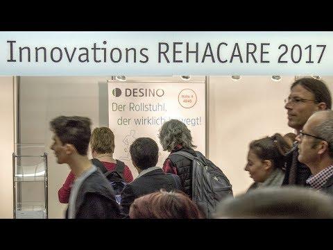Rehacare 2017 - Highlights - Dynamisches Sitzen/Hebelrollstühle