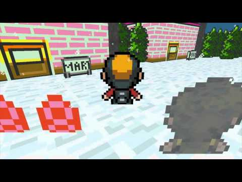 Pokemon Gold/Silver 3D - Quicklook (PC)