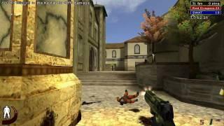 UrbanTerror gameplay in hd by mlecz.pl