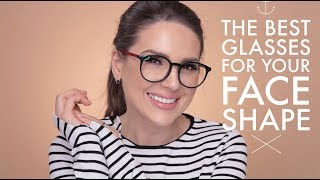 HOW TO CHOOSE THE BEST GLASSES FOR YOUR FACE SHAPE ALI ANDREEA