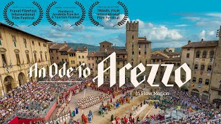The little tuscan town of arezzo is everything world wants italy to be: ancient grandeur, natural abundance and high culture, basking sun brimming wi...